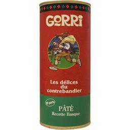 Conserverie Gratien Pâté Gorri recette basque ka boite de 1,6 kg