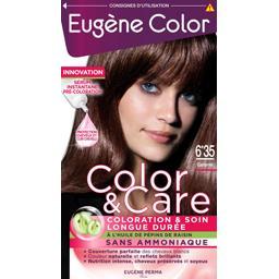 Color & Care - Coloration Caramel 6,35