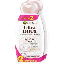 Ultra Doux - Shampooing doux apaisant Délicatesse d'avoine