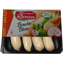 Monique Ranou Boudins blancs les 4 boudins