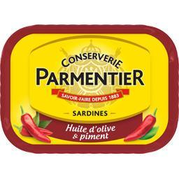 Sardines huile d'olive & piment