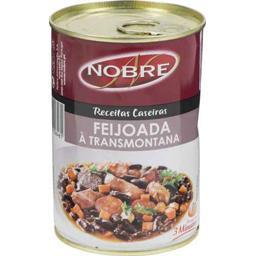 Feijoada, viande de porc cuisinée aux haricots et sa...