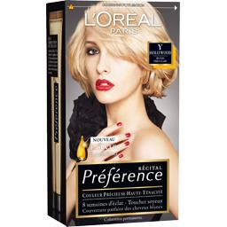 Récital Préférence - Coloration blond très clair Y Hollywood