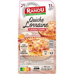 Quiches Lorraines