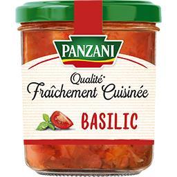 Qualité Fraîchement Cuisinée - Sauce basilic
