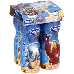 Yaourt à boire Avengers saveur multifruits