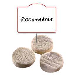 Rocamadour AOP, 20% de MG
