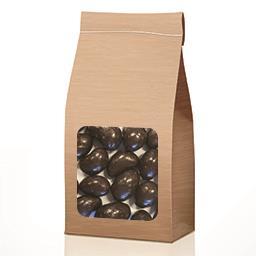 Bouchées de chocolat noir aux noix de cajou en VRAC