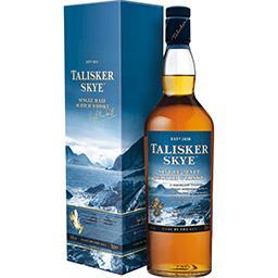 Skye scotch whisky ecossais avec etui