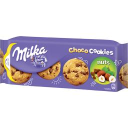 Biscuits Choco Cookies noisettes