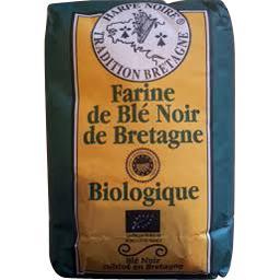 Farine de blé noir BIO