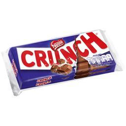 Crunch - Chocolat au lait céréales