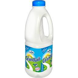 Grandlait - Lait demi-écrémé stérilisé UHT