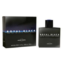 Eau de toilette Royal Black pour homme