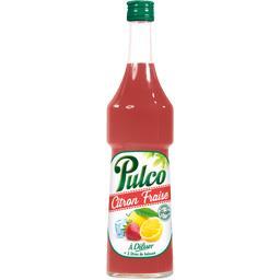 Spécialité à diluer citron fraise