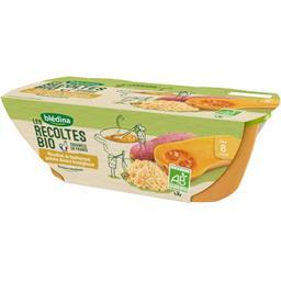 Les Récoltes BIO - Butternut boulghour BIO, dès 8 mo...