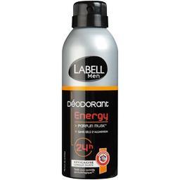 Men - Déodorant Energy musk 24 h
