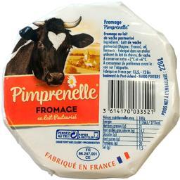 Fromage au lait pasteurisé
