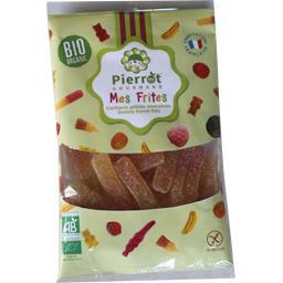 Pierrot Gourmand Bonbons Mes Frites BIO le sachet de 110 g