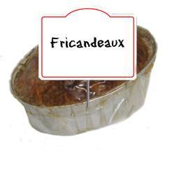 Fricandeaux, TRANCHE