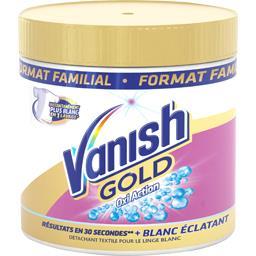 Détachant Oxi Action poudre blanc Vanish