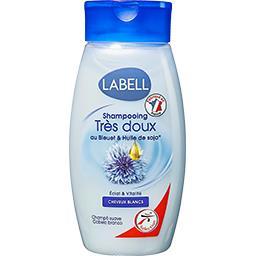 Shampooing très doux bleuet & huile de soja, cheveux...