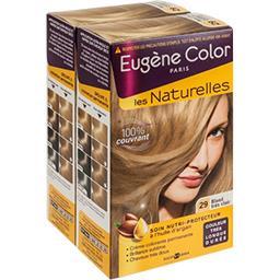 Les Naturelles - Coloration blond très clair 29