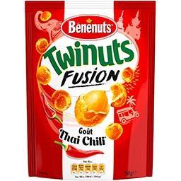 Twinuts - Cacahuètes Fusion enrobées goût thaï chili