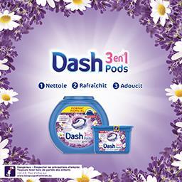 3en1 - pods - lavande - lessive en capsules - 29 lav...