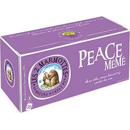 Infusion Peace Mémé