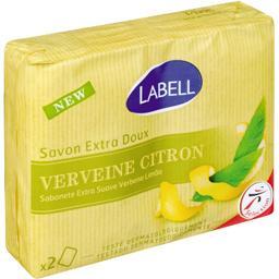Savon extra doux verveine citron