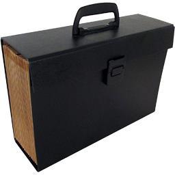 Trieur ménager portable en carton multi compartiment...