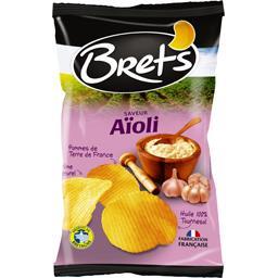 Chips saveur aïoli