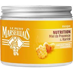 Masque Nutrition miel de Provence & karité