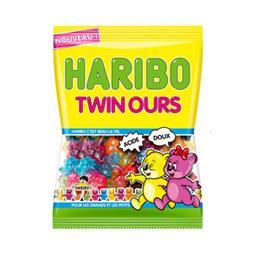 Bonbons Twin Ours acide et doux