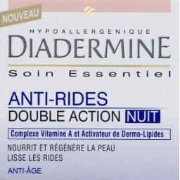 Soin Essentiel - Soin anti-rides double action nuit