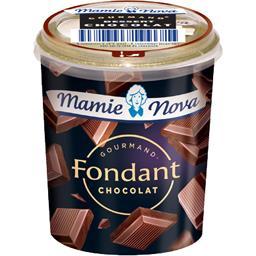 Gourmand - Dessert Fondant chocolat