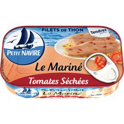Filets de thon Le Mariné tomates séchées