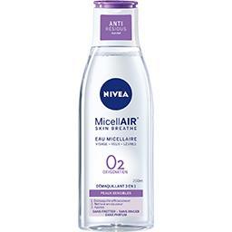 Nivea Eau micellaire MicellAir 02 Oxygénation