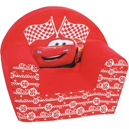 Fauteuil rouge Cars