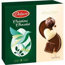 Assortiment de biscuits Créations Chocolat