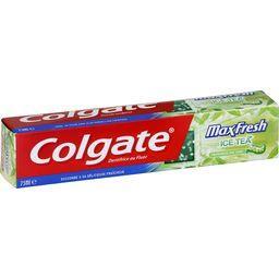 Dentifrice MaxFresh Ice Tea fraîcheur thé vert