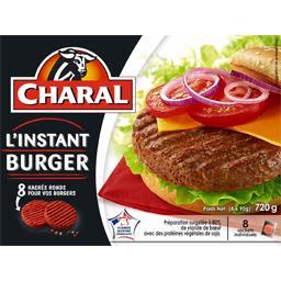 Haché rond L'Instant Burger