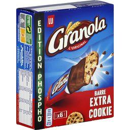 Granola - Barre Extra Cookie L'Original