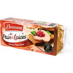 Le Pain d'épices spécial foie gras