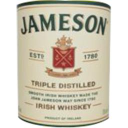 Irish Whiskey Triple Distilled