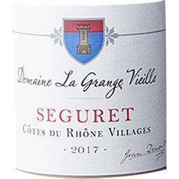 Côtes du Rhône Villages Séguret Domaine La Grange Vi...