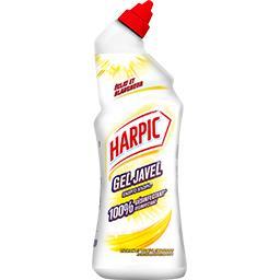 Harpic Gel javel éclat et blancheur citron & pamplemousse