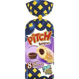 Pitch - Beignets goût chocolat