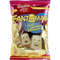 Fantomask goût jambon emmental